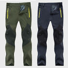 Sport Waterproof Men's Outdoor Hiking Pants Breathable Climbing Camping Trousers