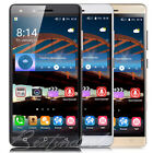 """5.0"""" Unlocked Android 6.0 Quad Core Two SIM GPS 3G Mobile WIFI Phone Smartphone"""