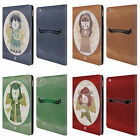 HEAD CASE DESIGNS CHRISTMAS ANGELS LEATHER BOOK WALLET CASE FOR APPLE iPAD AIR 2