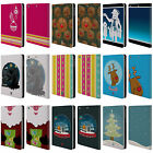 HEAD CASE MIX CHRISTMAS COLLECTION LEATHER BOOK CASE FOR APPLE iPAD MINI 1 2 3