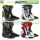 Alpinestars SMX Plus Motorcycle Track Race Boots All Colours