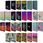 HEAD CASE DESIGNS TREND MIX LEATHER BOOK WALLET CASE FOR APPLE iPAD MINI 1 2 3