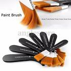 7 paint brush nylon hair