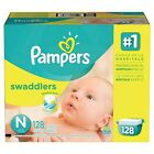 Pampers Swaddlers Diapers Giant Pack (Select Size)