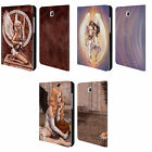 OFFICIAL SELINA FENECH ANGELS LEATHER BOOK CASE FOR SAMSUNG GALAXY TABLETS
