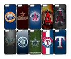 Popular Hot West Baseball Sports Teams LOGO Case Cover for Apple iPhone 6/6 PLUS