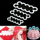 NEW 3D Rose Petal Cake Cutter Fondant Icing Tool Sugarcraft DIY Decorating Mould