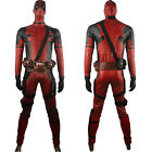 Movie X-Men Deadpool Battleframe Outfit Halloween Comic-con Cosplay Costume