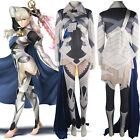 Fire Emblem Fates Female Corrin Uniform Outfit Women Halloween Cosplay Costume