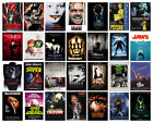 Horror Movie POSTER OPTIONS A3 A4 WALL ART Collection 1 BUY 1 GET 2 FREE POSTERS