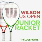 Wilson US Open Junior Tennis Racket- Jr 19 -Jr 21 - Jr 23