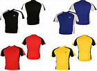 More Mile Mens Short Sleeve Cycle / Cycling Jersey Top XS,Small