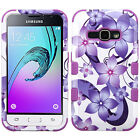 For Samsung Galaxy Amp 2 IMPACT TUFF HYBRID Protector Case Skin Phone Cover