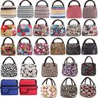 Portable Thermal Insulated Floral Cooler Lunch Picnic Carry Tote Storage Bag New