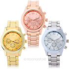 Geneva Women's Ladies Luxury Steel Watch Dress Casual Quartz Wristwatches Watch