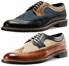New Goodwin Smith Ashworth Mens Brogue Shoes ALL SIZES AND COLOURS