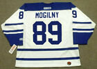 ALEXANDER MOGILNY Toronto Maple Leafs 2002 CCM Throwback NHL Hockey Jersey