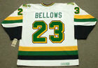 BRIAN BELLOWS Minnesota North Stars 1991 CCM Vintage Home NHL Hockey Jersey