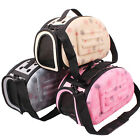 Portable Samll Dog Carrier Cat Puppy Pet Travel Tote Shoulder Bag Cage Crate NEW