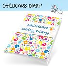 CHILDCARE DIARY, CHILDMINDER DAILY JOURNAL, EYFS RECORD KEEPING, EARLY YEARS -03