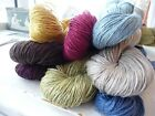 LOUET EUROFLAX Sport Weight Belgium Linen- 100 g, 270 yards- Pick Your Color!