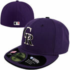New Era Colorado Rockies Fitted Hat - MLB