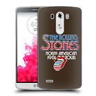 OFFICIAL THE ROLLING STONES KEY ART SOFT GEL CASE FOR LG PHONES 1