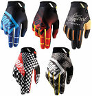 2016 100% RIDEFIT MOTOCROSS GLOVES ENDURO RACING MTB BMX 100 PERCENT NEW BIKE