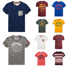 New Mens Superdry T-Shirts - Various Styles & Colours