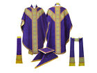 Purple Chasuble / Church Vestments NEW