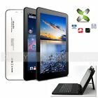 New 10.1'' HD Google Android 5.1 Lollipop Tablet PC Quad Core 10 Inch Bluetooth