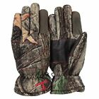 Huntworth Camouflage Reinforced Hunting Gloves - Men $30