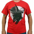 New: ALICE IN CHAINS - The Devil Put The Dinosaurs Here Concert T-Shirt :) image