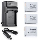 NB-10L Battery Charger Kits for Canon PowerShot SX40 SX50 SX60 HS G1 X G16 G15