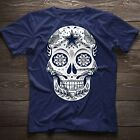 Dallas Cowboys Shirt, the D Sugar Skull  tail gate Tee America's Team Football t $20.99 USD on eBay