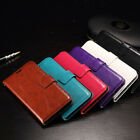 Kickstand Flip Leather Card Wallet Case Cover For LG Nexus 5X, H790 / H791