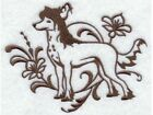 Chinese Crested Towels~ Embroidered Dog Towel~ Bath Towels~ gifts for dog lovers