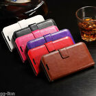 Card Wallet Flip Leather Kickstand Case Cover For Motorola DROID Turbo 2, XT1585
