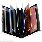 Rare Business Stainless Steel Credit Card VIP Card Antimagnetic Holder Case