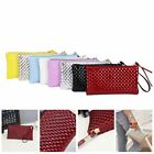 PU Leather Clutch Wallet Lady Women Long Card Holder Case Purse Handbag FM