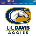 California University of Davis Aggies Removable Wall Decal Logo 1