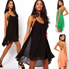 CHEAP!Sexy Womens Straps Prom short Party Dress Shirts Tops Cocktail Ball Gowns