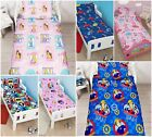 Children's Clearance Junior Toddler Duvet Cover and Pillowcase Sets