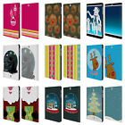 MIX CHRISTMAS COLLECTION LEATHER BOOK WALLET CASE FOR SAMSUNG GALAXY TAB S2 9.7
