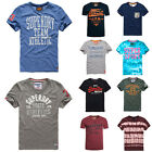 New Mens Superdry T-Shirts XS, S, M
