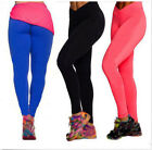 New Style Tights YOGA Running sports High Waist Cropped Fitness Pants498485