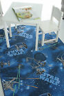Star Wars Disney Childrens Girls Boys Bedroom Playroom Carpets Kids Play Rug Fun