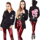 Too Fast Rat Baby Rockabilly Goth Burnout Hoodie Punk Rock Mermaid Ariel Sweater