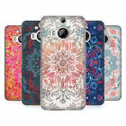 OFFICIAL MICKLYN LE FEUVRE MANDALA HARD BACK CASE FOR HTC PHONES 2