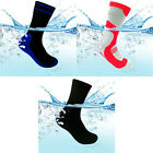 Waterproof Mens Socks Comfort Breathable Bamboo Fiber Hiking Running Bike Socks